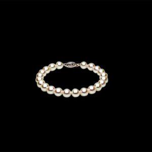 8mm Freshwater Pearl Bracelet