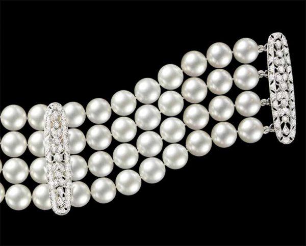 Lauren Pearl Bracelet