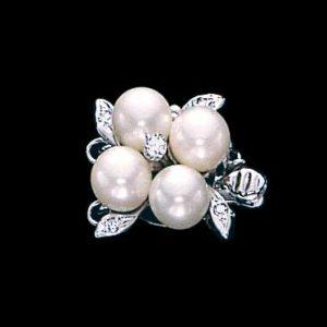 Flower Pearl Bracelet Clasp