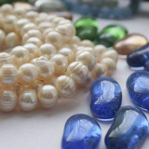 bead restringing