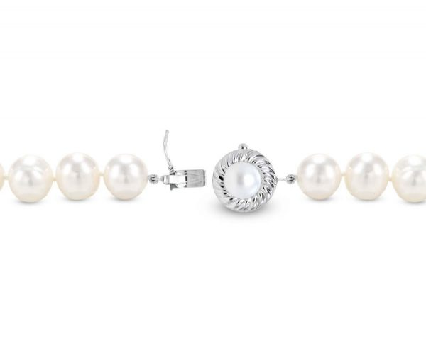Pearl Bracelet Royal Pearl Clasp