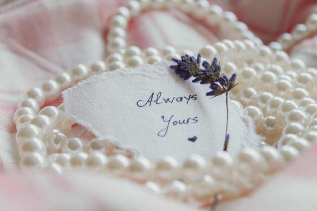 always yours with pearls