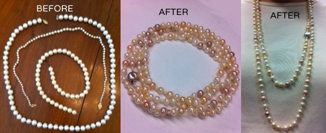 heirloom pearls