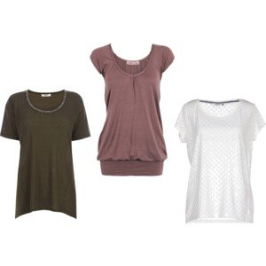 Neutral Summer Tops