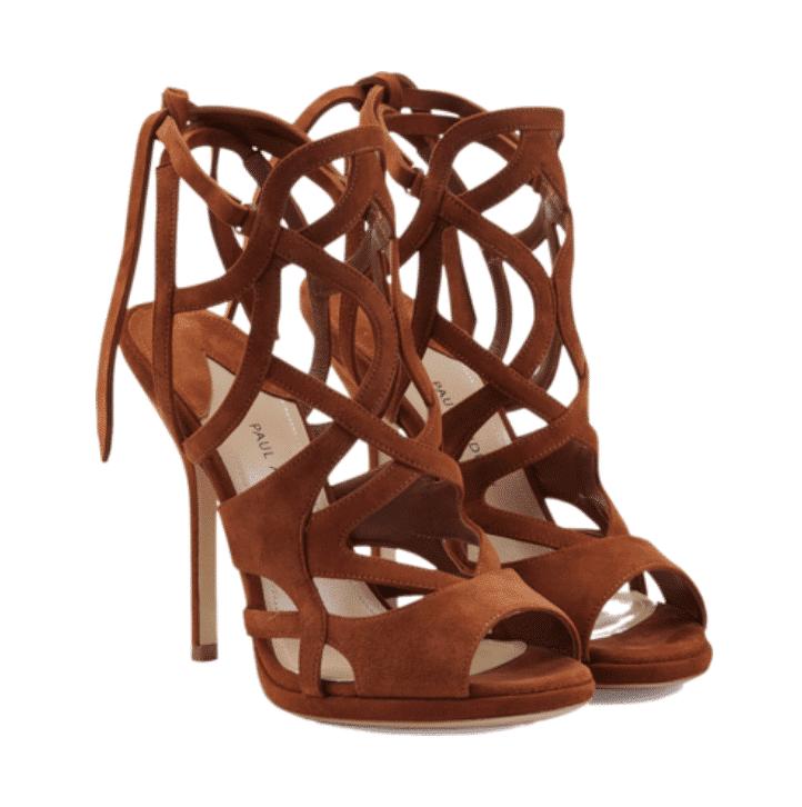 webbed shoes